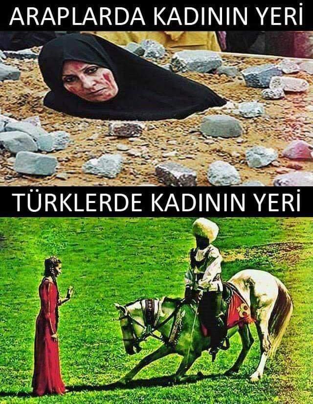 araplarda kadının yeri türklerde kadının yeri ile ilgili görsel sonucu