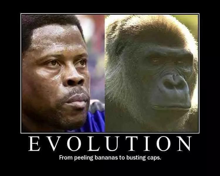 zenciler maymundan gelmiŠile ilgili görsel sonucu