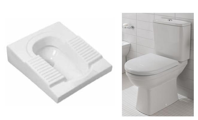 alaturka tuvalete ve klozete sessiz işeme taktiği - inci sözlük
