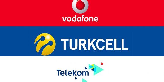 Vodafone ve Türkcell
