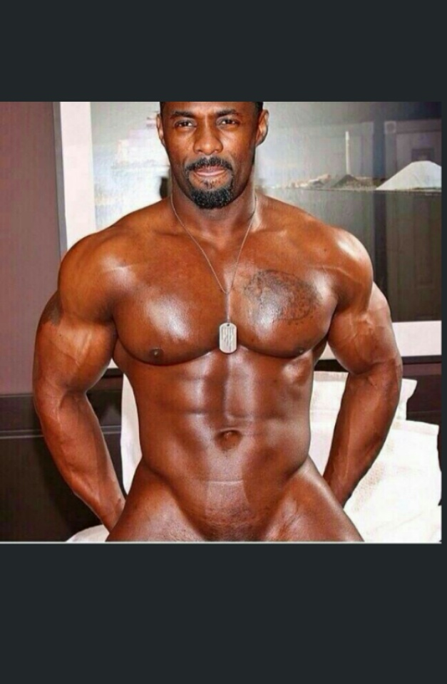 Hot Naked Black Guys 98